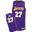 Jersey violet Hill Jordan NBA Swingman masculine - Adidas Los Angeles Lakers & route 27