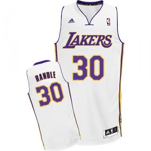 Maillot blanc NBA Swingman Randle Julius masculine - Adidas Los Angeles Lakers & remplaçant 30