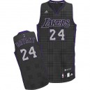 Jersey noir NBA Kobe Bryant Swingman masculine - Adidas Los Angeles Lakers & rythme 24 Fashion