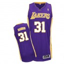 Jersey violet de Kurt Rambis NBA authentiques hommes - Adidas Los Angeles Lakers & route 31