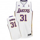 Maillot blanc NBA Swingman de Kurt Rambis masculine - Adidas Los Angeles Lakers & remplaçant 31