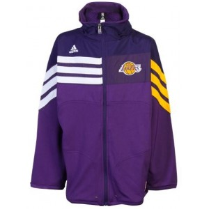veste lakers adidas