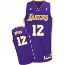 Jersey violet NBA Vlade Divac Swingman masculine - Adidas Los Angeles Lakers & route 12