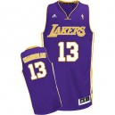 Jersey violet NBA Wilt Chamberlain Swingman masculine - Adidas Los Angeles Lakers & route 13