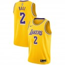 Maillot Lonzo Ball ^ 2 Icon Gold de Lakers de Los Angeles