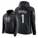 NBA Men Brooklyn Nets ^ 1 D'Angelo Pullover à capuche City Edition de Russell