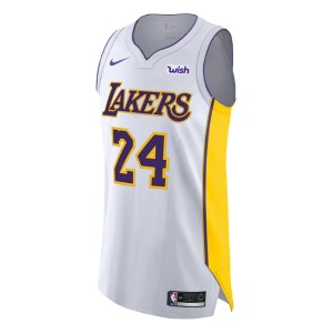Kobe Bryant Association maillot authentique