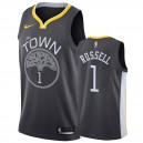 Golden State Warriors D'Angelo Russell &1 Déclaration Maillot Hommes