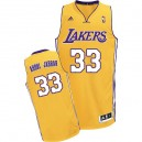 Maillot or Abdul-Jabbar NBA Swingman masculine - Adidas Los Angeles Lakers & maison 33